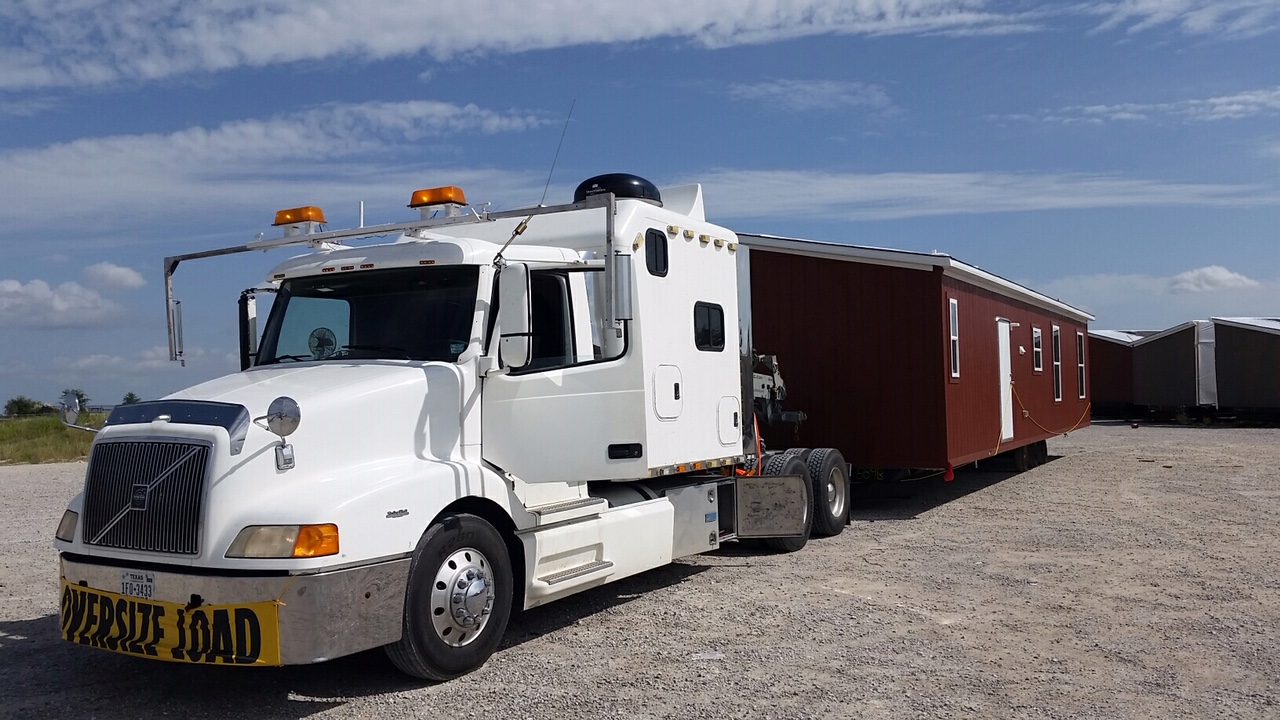 Texas Mobile Home Transport Service statewide transport